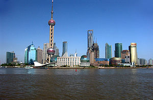 Shanghai is the most populous city proper in t...