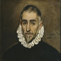 Portraits by El Greco