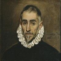 Portraits by El Greco