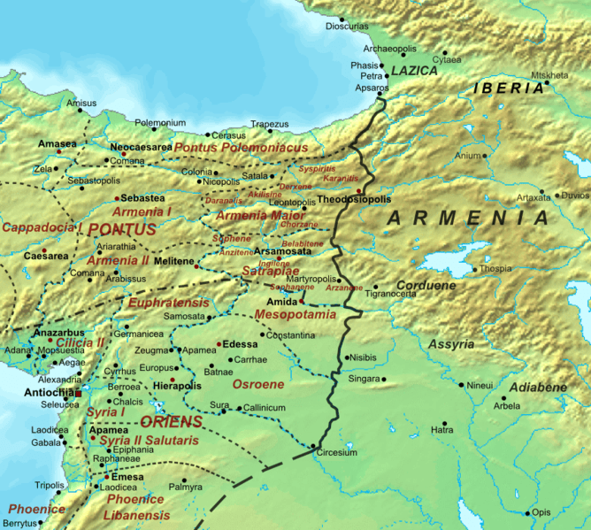 File:Roman-Persian Frontier, 5th century.png