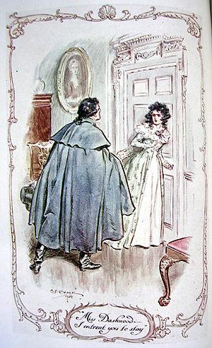 English: Sense and Sensibility (Jane Austen No...