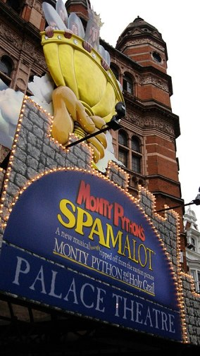 Image result for spamalot