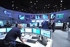 مركز عمليات الفضاء الأوروبية - ويكيبيديا، الموسوعة الحرة