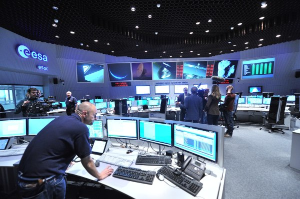 List of European Space Agency programs and missions ...
