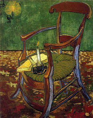 Paul Gauguin's Armchair