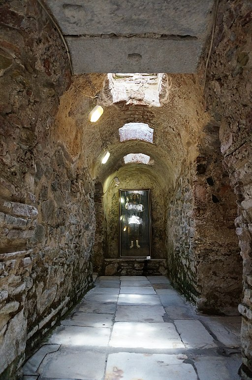 Couloir catacombes 01573