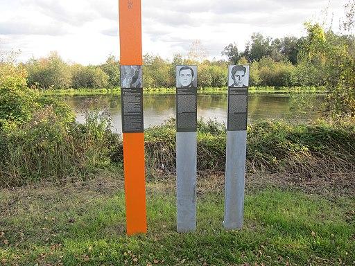 Gedenkstelen Nieder Neuendorf