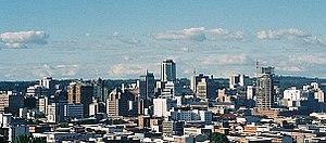 Quang cảnh Harare