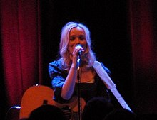alt=Description de l'image Lisa Ekdahl.jpg.