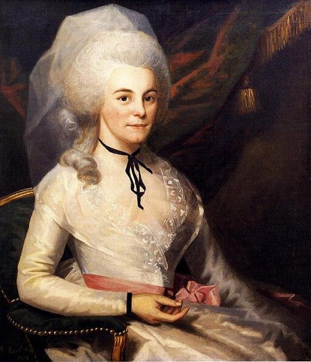 Mrs. Elizabeth Schuyler Hamilton