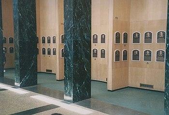 English: National Baseball Hall of Fame and Mu...