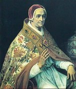 """Image result for 1378 – Cardinal Robert of Geneva, called by some the """"Butcher of Cesena"""", is elected as Pope Clement VII"""