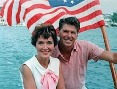 Image result for ronnie and nancy reagan