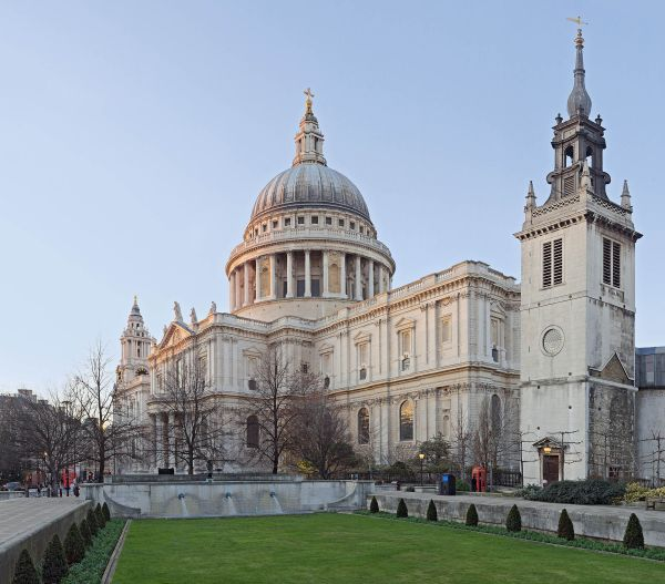 Catedral de San Pablo de Londres - Wikipedia, la ...