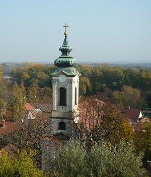 Преображенская церковь (Сентендре) — Википедия