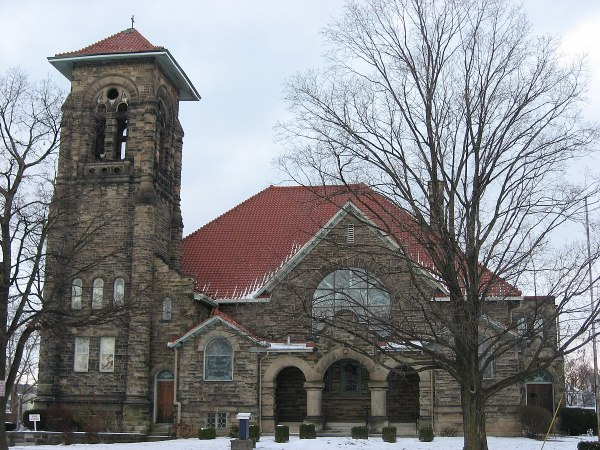 Broad Street Christian Church Wikipedia