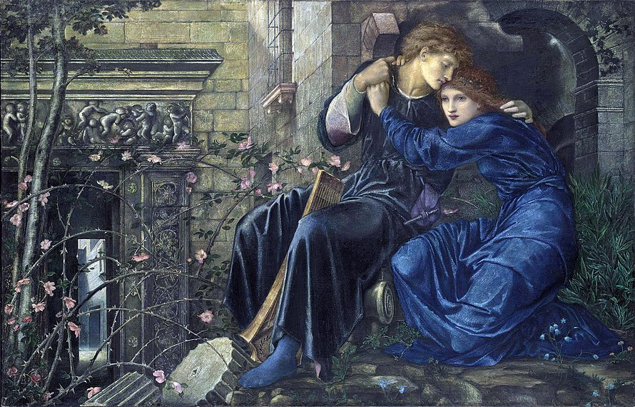 Archivo: Burne-jones-amor-entre-la-ruins.jpg