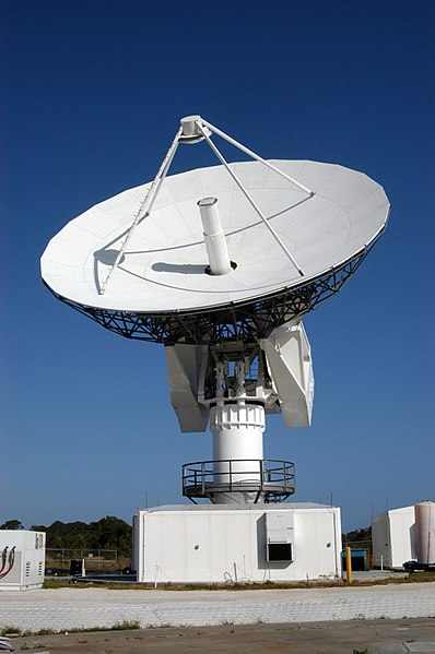 File:C-band Radar-dish Antenna.jpg