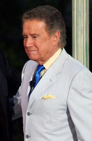 Regis Philbin in 2009