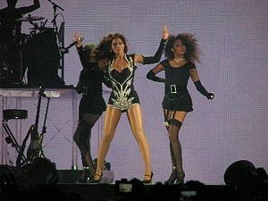 Beyoncé Newcastle 2009