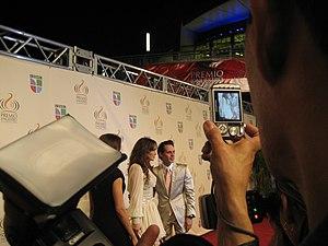 Jennifer Lopez & Marc Anthony, Lo Nuestro Awar...