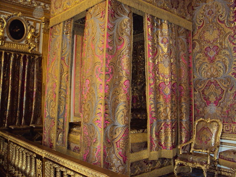 Art interior design assist for Chambre louis xiv