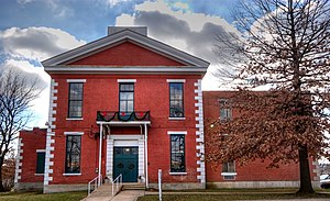 Phelps County, Missouri Courthouse, listed on ...