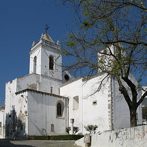 English: Tavira (Algarve, Portugal): church of...