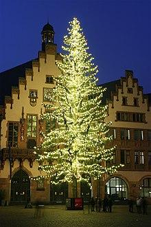 Frohe Weihnachten und einen guten Start ins Neue Jahr! (Bildquelle: Wikipedia)
