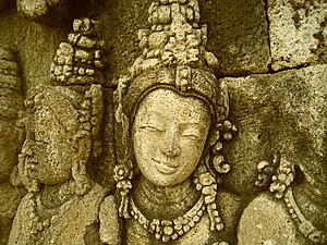 LalitavistaraDeva listening to Dhamma
