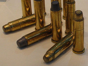 .375 Magnum SWC ammo