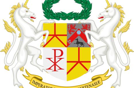 Coat of arms of Austenasia