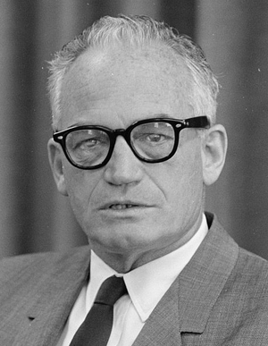 English: Senator Barry Goldwater.
