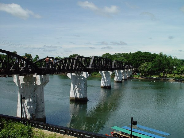 Мостът на река Куай – Уикипедия