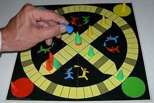 Fang den Hut, board game (Ravensburger, 1928),...