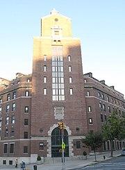 JTSA building at 3080 Broadway in Manhattan