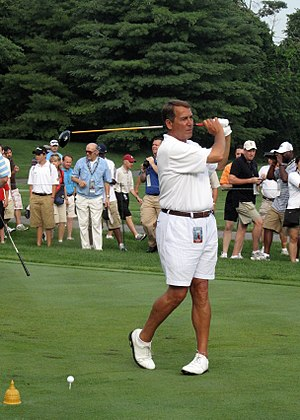 An image of John Boehner at the AT&T National ...