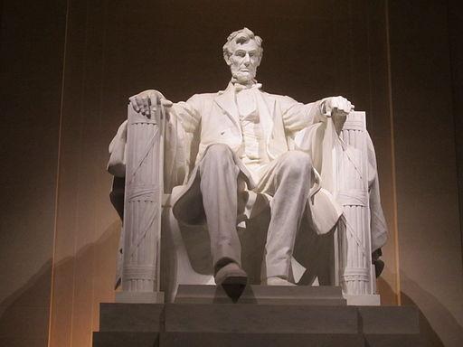 Lincoln Memorial, Washington, DC in 2012