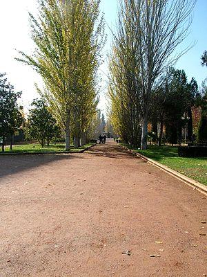 Federico García Lorca Park