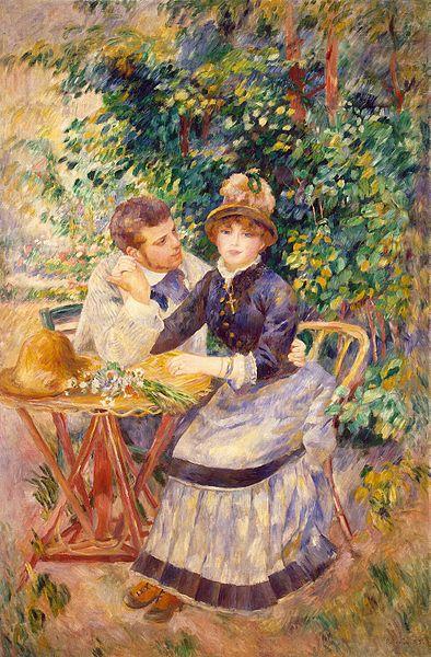 File:Pierre-Auguste Renoir - In the Garden.jpg