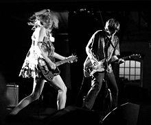 Photo représentant Sonic Youth.
