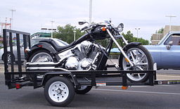 best motorcycle trailer
