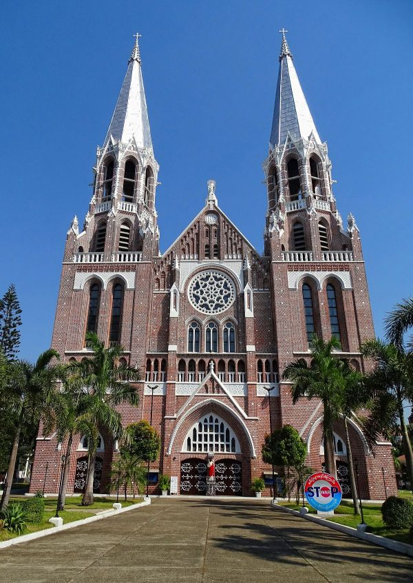 List of cathedrals in Myanmar - Wikipedia