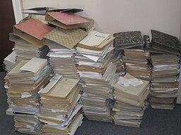 256px-Administrative_burden On Paperwork