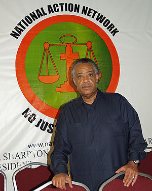 Al Sharpton by David Shankbone