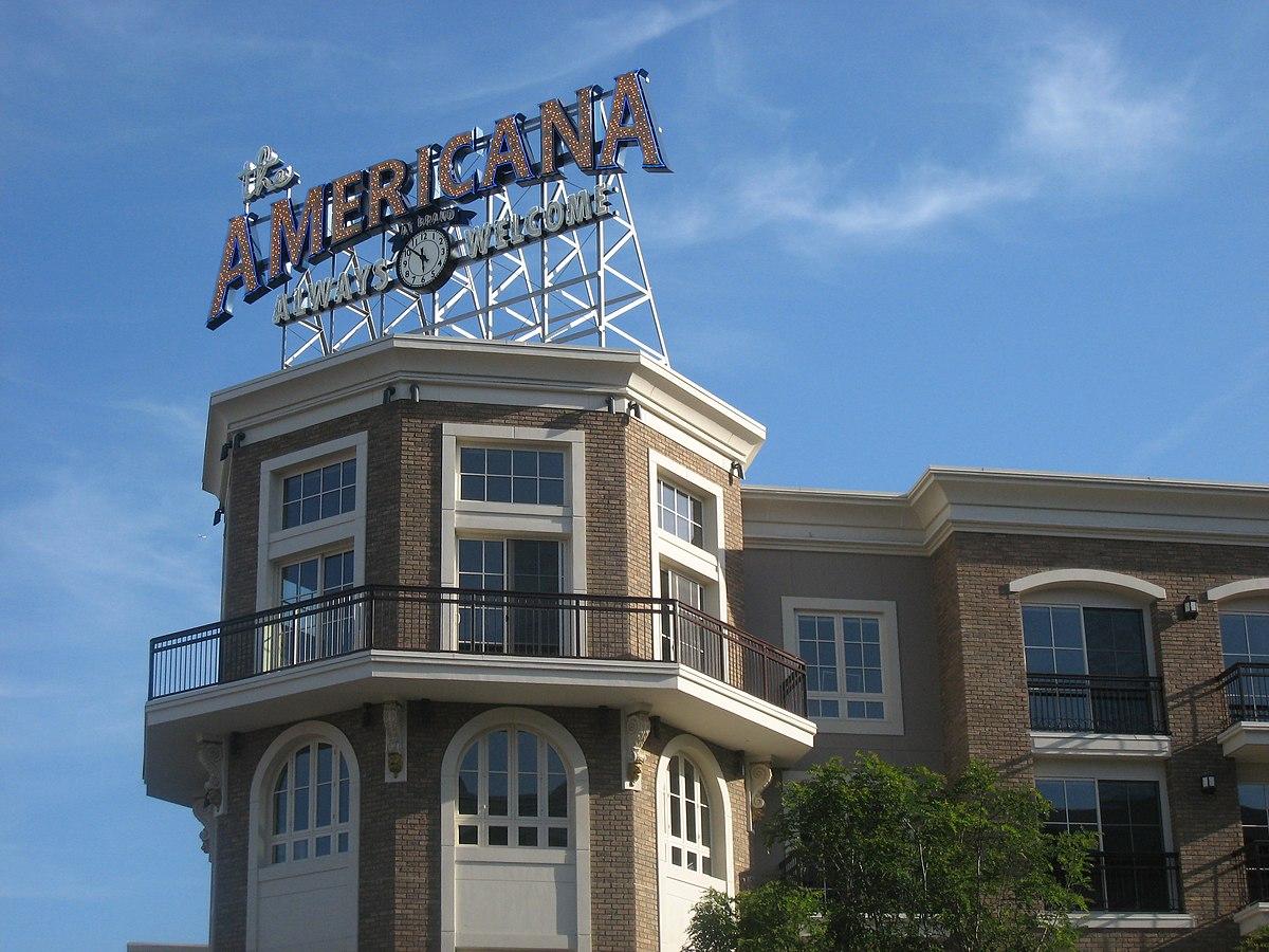 Americana At Brand Wikipedia