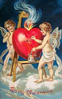 عيد الحب ويكيبيديا