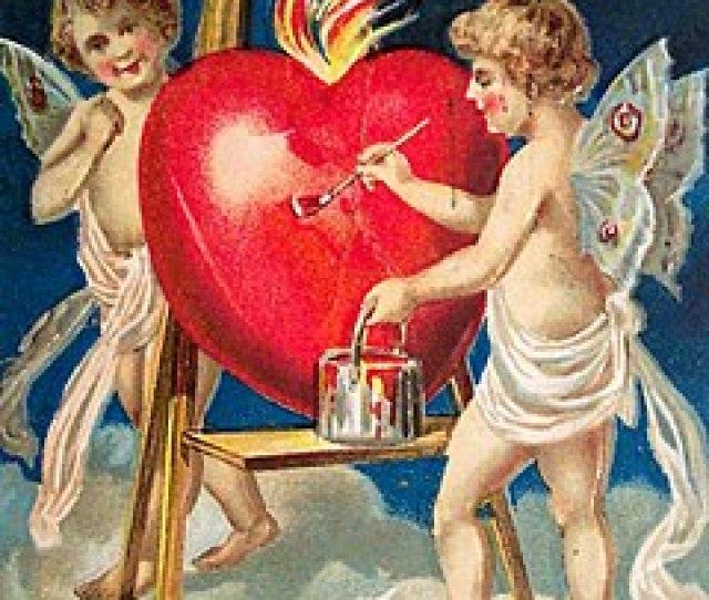 Antique Valentine 1909 01 Jpg