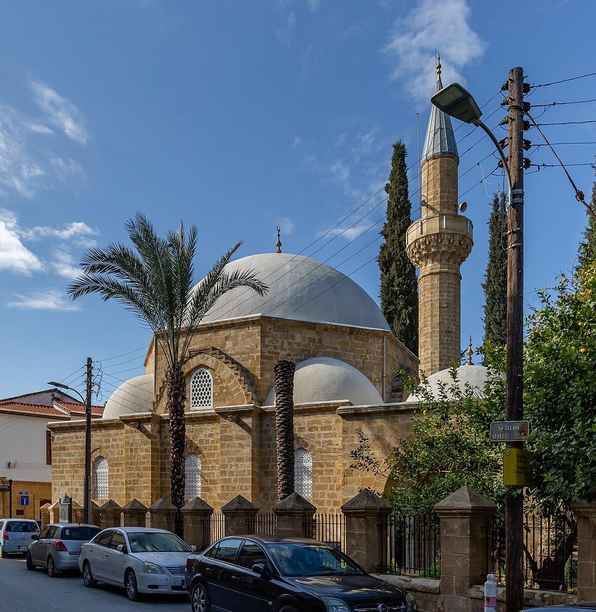 Arab Ahmet Mosque Wikipedia