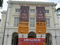 Asian Civilisations museum in Singapore